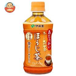 伊藤園 【HOT用】お~いお茶 ほうじ茶 345mlペットボトル×24本入