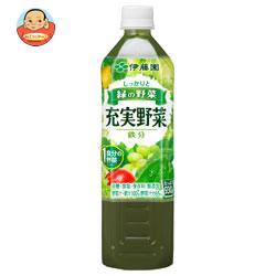 伊藤園 充実野菜 緑の野菜ミックス 930gPET×12本入