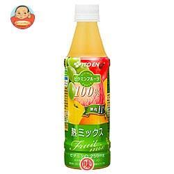 伊藤園 ビタミンフルーツ 熟ミックス 350gペットボトル×24本入