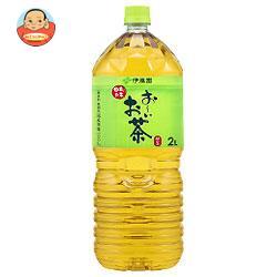 伊藤園 お~いお茶 緑茶 2Lペットボトル×6本入