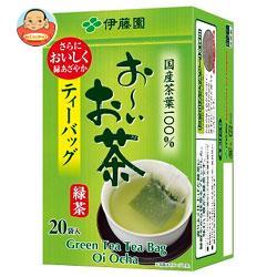 伊藤園 お~いお茶 緑茶 ティーバッグ 20袋入×20袋入