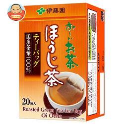 伊藤園 お~いお茶 ほうじ茶 ティーバッグ 20袋入×20袋入