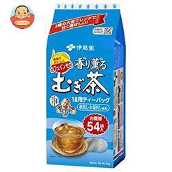 伊藤園 香り薫るむぎ茶 ティーバッグ 54袋入×10袋入