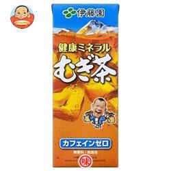 伊藤園 健康ミネラルむぎ茶 250ml紙パック×24本入