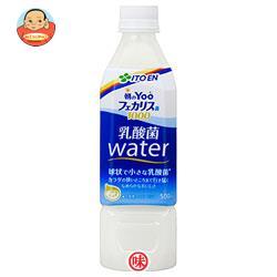 伊藤園 朝のYoo(ヨー) フェカリス菌1000 乳酸菌Water 500mlペットボトル×24本入