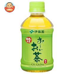 伊藤園 お~いお茶 緑茶 280mlペットボトル×24本入