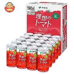 伊藤園 理想のトマト(CS缶) 190g缶×20本入
