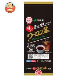 伊藤園 濃いウーロン茶 ティーバッグ 30袋入×10個入