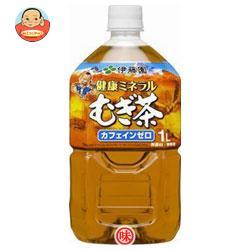 伊藤園 健康ミネラルむぎ茶 1LPET×12本入