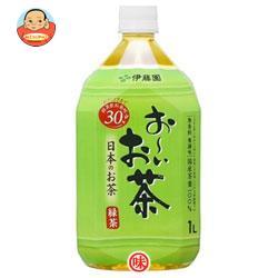 伊藤園 お~いお茶 緑茶 1Lペットボトル×12本入