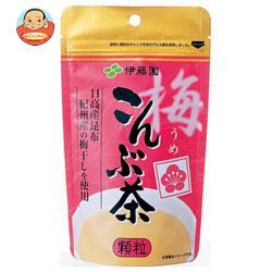 伊藤園 梅こんぶ茶 55g×6袋入
