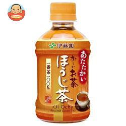 伊藤園 【HOT用】お~いお茶 ほうじ茶 275mlペットボトル×24本入