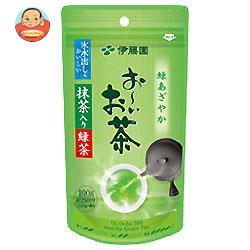 伊藤園 お~いお茶 抹茶入り緑茶 100g×5袋入