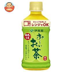 伊藤園 【HOT用】お~いお茶 緑茶 電子レンジ対応 345mlペットボトル×24本入