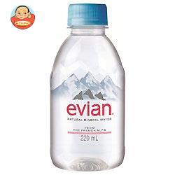 evian(エビアン) 220mlペットボトル×24本入