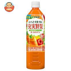 伊藤園 充実野菜 緑黄色野菜ミックス(すりおろしにんじん) 930gペットボトル×12本入