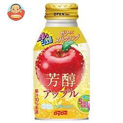 ダイドー ぷるっシュ!! ゼリー×スパークリング 芳醇アップル 270gボトル缶×24本入