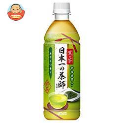 ダイドー 葉の茶 日本一の茶師監修 500mlペットボトル×24本入