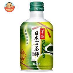 ダイドー 葉の茶 日本一の茶師監修 275gボトル缶×24本入