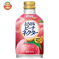 ダイドー とろけるピーチネクター 270gボトル缶×24本入
