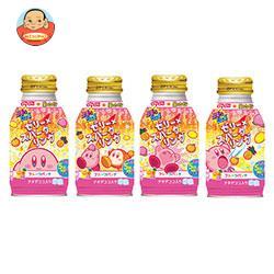 ダイドー ぷるっシュ!! ゼリー×スパークリング フルーツパンチ【星のカービィ】 270gボトル缶×24本入