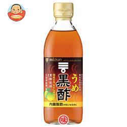 ミツカン うめ黒酢 【機能性表示食品】 500ml瓶×6本入