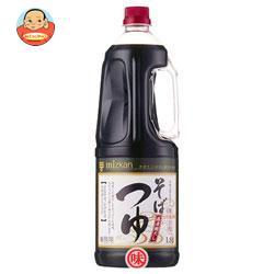 ミツカン そばつゆ 1.8Lペットボトル×6本入