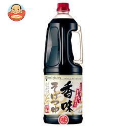 ミツカン 香味そばつゆ 1.8Lペットボトル×6本入