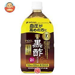 ミツカン マインズ(毎飲酢) 黒酢ドリンク【特定保健用食品 特保】 1Lペットボトル×6本入