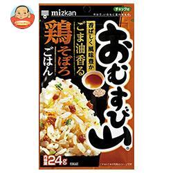 ミツカン おむすび山 ごま油香る鶏そぼろごはん チャック袋タイプ 24g×20(10×2)袋入