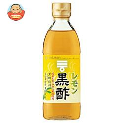 ミツカン レモン黒酢 500ml瓶×6本入