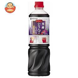 ミツカン ビネグイット 黒酢ぶどう&ベリーミックス(6倍濃縮タイプ) 1000mlペットボトル×8本入