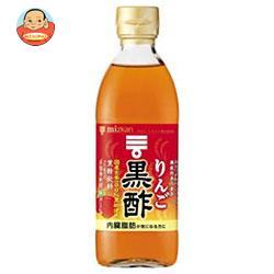 ミツカン りんご黒酢 【機能性表示食品】 500ml瓶×6本入