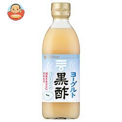ミツカン ヨーグルト黒酢 500ml瓶×6本入