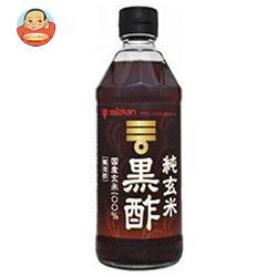 ミツカン 純玄米黒酢 500ml瓶×6本入