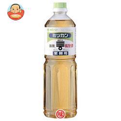 ミツカン 穀物酢(銘撰) 1Lペットボトル×12本入