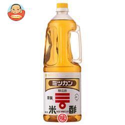 ミツカン 米酢(華撰) 1.8Lペットボトル×6本入