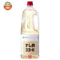 ミツカン すし酢 33-K 1.8Lペットボトル×6本入