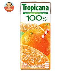 キリン トロピカーナ 100% オレンジ 250ml紙パック×24本入