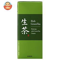 キリン 生茶 250ml紙パック×24本入