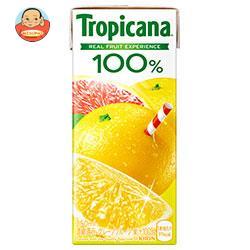 キリン トロピカーナ 100% グレープフルーツ 250ml紙パック×24本入