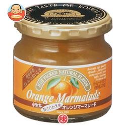 小岩井乳業 小岩井 甘さひかえめ オレンジマーマレード 180g瓶×20個入