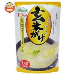 丸善食品工業 テーブルランド 玄米がゆ 250gパウチ×24(12×2)袋入