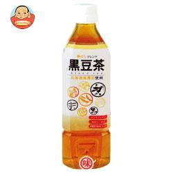 ハイピース ノンカフェイン 黒豆茶 500mlペットボトル×24本入