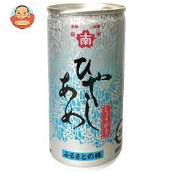 桜南食品 ひやしあめ(あめゆ) 190g缶×30本入