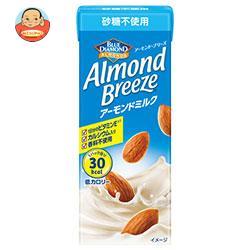 ブルーダイヤモンド アーモンド・ブリーズ 砂糖不使用 200ml紙パック×24本入