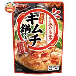 マルサンアイ キムチ鍋スープ 750g×10袋入