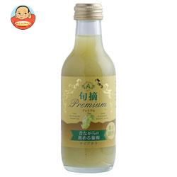 アルプス 旬摘プレミアム 昔ながらの飲める葡萄ナイアガラ 200ml瓶×24本入