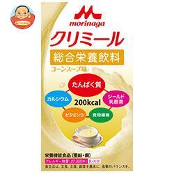 森永乳業 クリミール コーンスープ味 125ml紙パック×24本入
