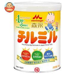 森永乳業 森永チルミル 大缶 820g缶×8個入